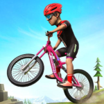 BMX Stunts Bike Rider- Free Cycle Racing Games Mod Apk 1.9