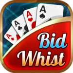 Bid Whist Free – Classic Whist 2 Player Card Game Mod Apk 11.0