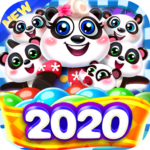 Bubble Shooter Sweet Panda Mod Apk 1.0.46