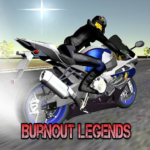 Burnout Legends – Realistic 3D motorbike drag race Mod Apk 1