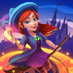 Charms of the Witch: Magic Mystery Match 3 Games Mod Apk 2.31.0