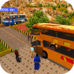 City Traffic Racer: Extreme Bus Driving games Mod Apk 1.0.1