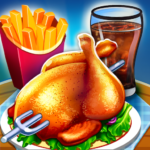 Cooking Express : Food Fever Craze Chef Star Games Mod Apk 1.10.6