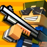 Cops N Robbers – 3D Pixel Craft Gun Shooting Games Mod Apk 10.3.1