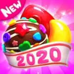 Crazy Candy Bomb – Sweet match 3 game Mod Apk 4.6.4