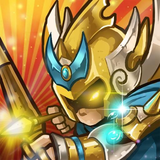 Defense Heroes: Defender War Offline Tower Defense Mod Apk 0.4.8