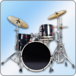 Easy Real Drums-Real Rock and jazz Drum music game Mod Apk 1.2.6