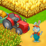 Farm Zoo: Happy Day in Animal Village and Pet City Mod Apk 1.39