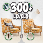 Find the difference 300 level Spot the differences Mod Apk 4.48
