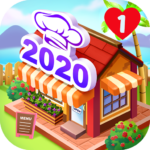 Food Diary: Cooking Game and Restaurant Games 2020 Mod Apk 2.1.6