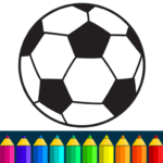 Football coloring book game Mod Apk 13.4.4
