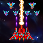 Galaxy Attack: Alien Shooter Mod Apk 31.3