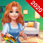 Home Paint: Color by Number & My Dream Home Design Mod Apk 1.2.4
