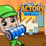 Idle Factory Tycoon: Cash Manager Empire Simulator Mod Apk 2.1.0