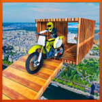 Impossible Tricky Bike Stunts 2018 Mod Apk 1.1