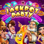 Jackpot Party Casino: Free Slots Casino Games Mod Apk 5014.02