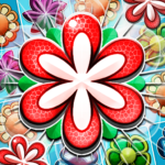 Kango Islands – Connect Garden Flowers Match 3 Mod Apk 1.3