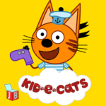 Kid-E-Cats: Adventures. A baby game Mod Apk 2.3.30