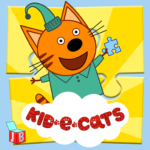 Kid-e-Cats: Puzzles for all family Mod Apk 1.0.5