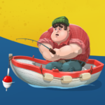Larry: Fishing Quest – Idle Fishing Game Mod Apk 1.1.4