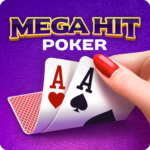 Mega Hit Poker: Texas Holdem massive tournament Mod Apk 3.10.3