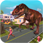 Monster Dinosaur Simulator: City Rampage Mod Apk 1.21
