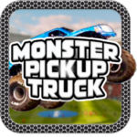 Monster Pickup Truck Mod Apk 7.7