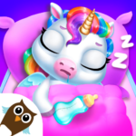 My Baby Unicorn – Virtual Pony Pet Care & Dress Up Mod Apk 13.0.12