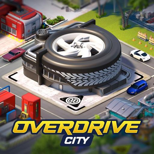 Overdrive City – Car Tycoon Game Mod Apk v1.4.26.vc1022400.rev54154.b57.release