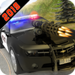 Police Car Chase: Highway Pursuit Shooting Getaway Mod Apk 2.3.8