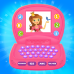 Princess Pink Computer For Girls Mod Apk 13.0
