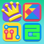 Puzzle King – Games Collection Mod Apk 2.2.2