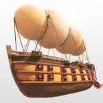 Sky Battleship – Total War of Ships Mod Apk 1.0.02