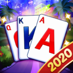 Solitaire Genies – Solitaire Classic Card Games Mod Apk 1.24.0
