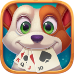 Solitaire Pets Adventure – Free Classic Card Game Mod Apk 2.6.450