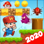 Super Bino Go 2 – New Game 2020 Mod Apk 1.3.1