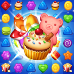 Sweet Candy POP : Match 3 Puzzle Mod Apk 1.2.5