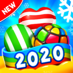 Sweet Candy Puzzle: Crush & Pop Free Match 3 Game Mod Apk 1.91.5026