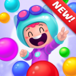 The Bubble Shooter Story™ Mod Apk 1.30.156