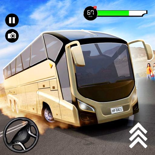 US Offroad Bus Driving Simulator 2018 Mod Apk 1.0.1