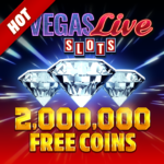 Vegas Live Slots : Free Casino Slot Machine Games Mod Apk   1.2.89