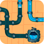 Water Pipes Mod Apk