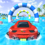 Water Surfing Car Stunts Mod Apk 1.5.14 b