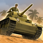 1943 Deadly Desert – a WW2 Strategy War Game Mod Apk 1.3.2