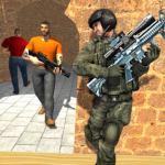 Anti-Terrorist Shooting Mission 2020 Mod Apk 2.5