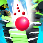 Ball Run Stack – 5 Ball Game Stack Hit Helix in 41   Mod Apk