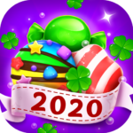 Candy Charming – 2019 Match 3 Puzzle Free Games Mod Apk 16.0.3051