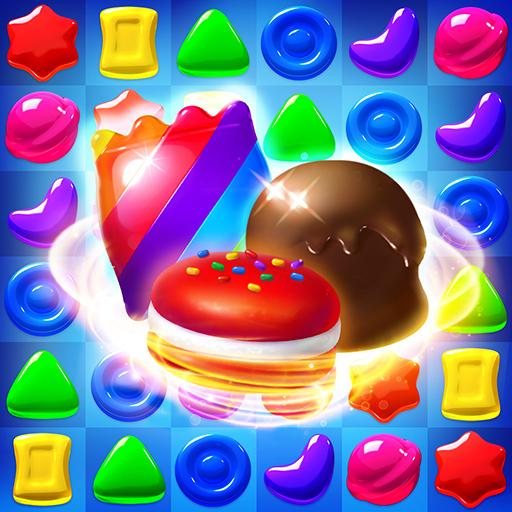 Candy Deluxe – Free Match 3 Quest & Puzzle Game Mod Apk 1.0.3
