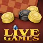 Checkers LiveGames – free online game Mod Apk 3.86