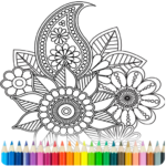 Coloring Book for Adults Mod Apk 7.2.0
